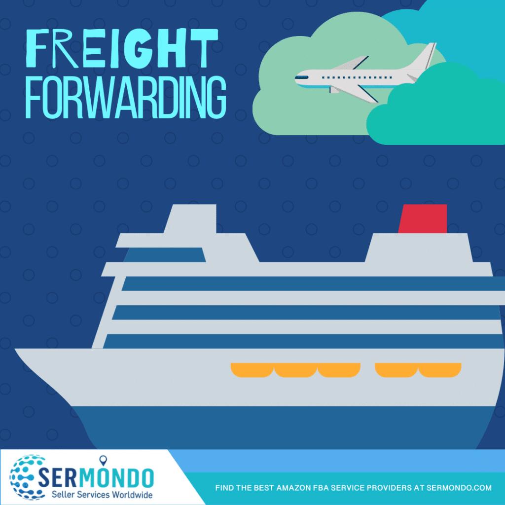 Logistics Freight Forwarding - SERMONDO