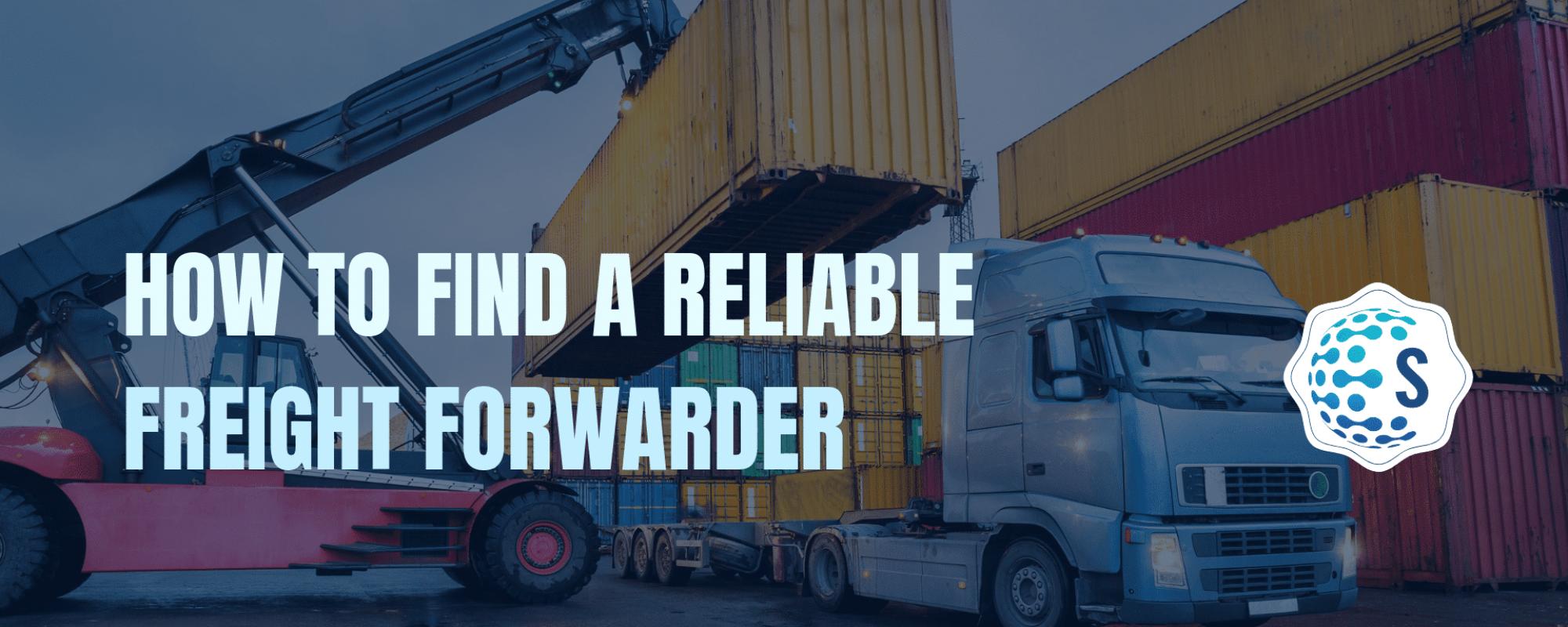 Freight Blog Header